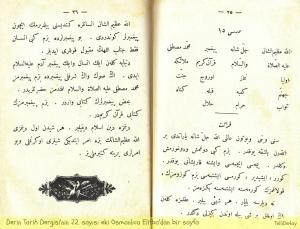 Osmanlıca elifba